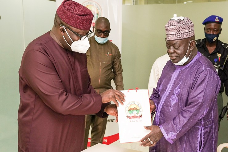 Insecurity: Fayemi urges FG to sharpen intelligence collection, address poverty, unemployment