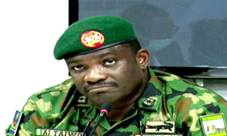 Lekki shootings: In hindsight, we would not have acted differently – Nigerian Army