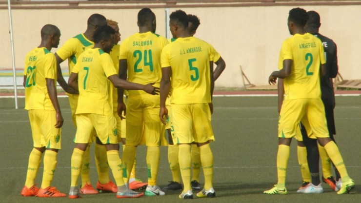 2020/21 CAF Champions league: Group-stage matches begin on Friday