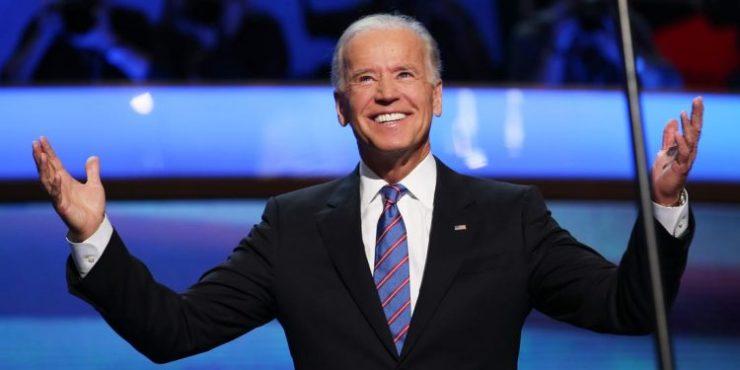 Biden reiterates confidence in victory, urges calm
