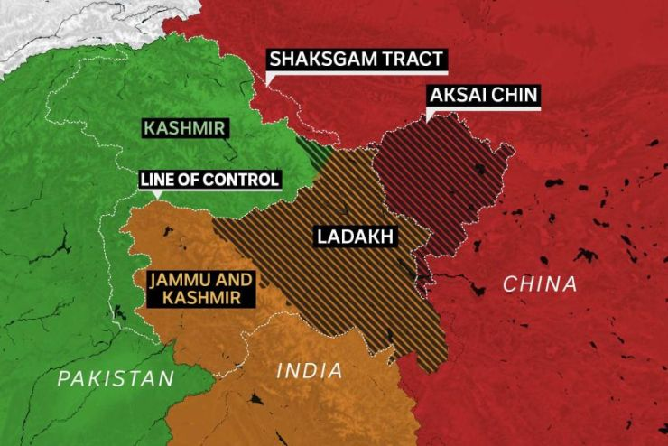 Pakistan holds elections in disputed Kashmir region bordering China