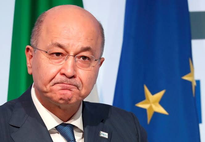 Iraqi president seeks cooperation against terrorism