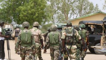 Xmas: Army launches operation 'Golden down' in Imo