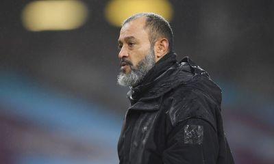 Wolves boss Espirito Santo slams referee after Burnley defeat