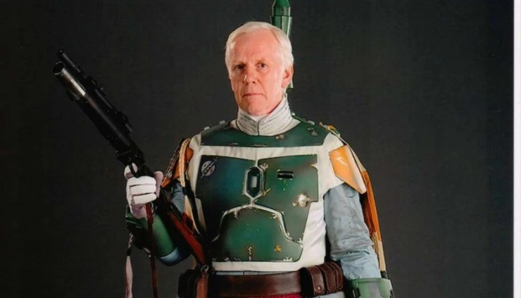 'Star Wars' Boba Fett actor, Jeremy Bulloch dies aged 75