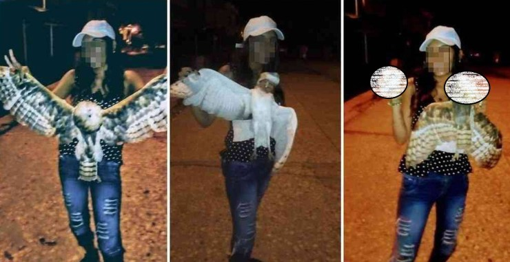 Columbian woman who sparked outrage after posting video of herself decapitating an Owl is assassinated