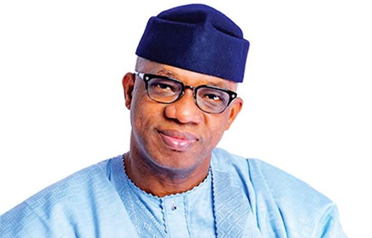 Gov. Abiodun promises to help farmers to boost food production