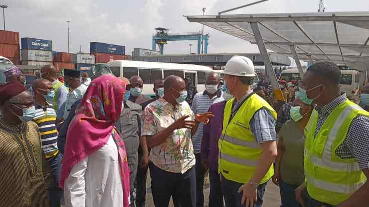 Lagos gridlock will reduce drastically by January 2021-- Amaechi