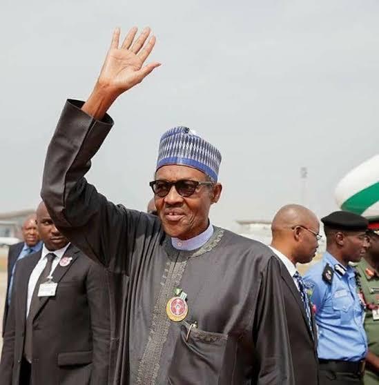 Lawan, Omo-Agege felicitate with Buhari @78