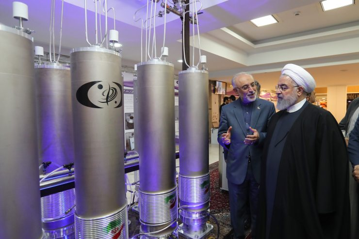 UN official makes case for preservation of Iran nuclear deal