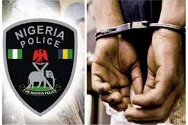 Police arrest 2 over alleged hijack of truck-load of cement