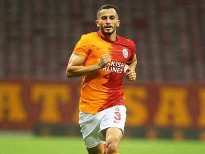 Galatasaray star, Omar Elabdellaoui rushed to hospital with fears he may be blinded after firework exploded in his hand