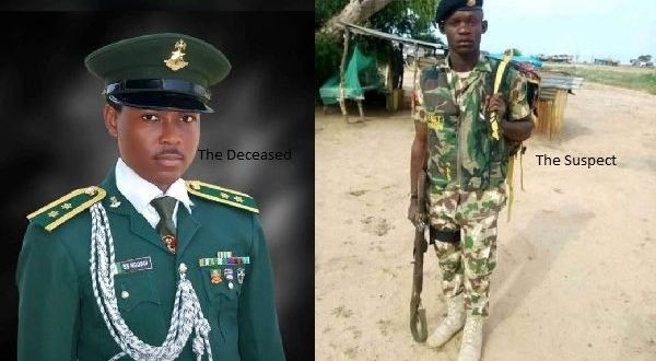 Nigerian soldier sentenced to death by firing squad for killing senior officer
