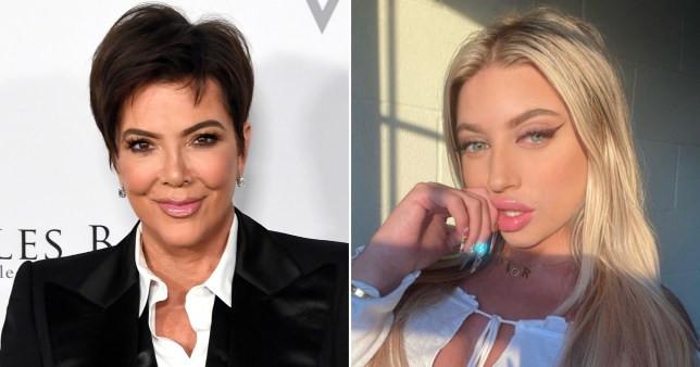 Kris Jenner 'threatening legal action' against TikTok star behind bizarre Kanye West and Jeffree Star rumour