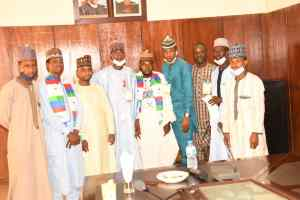 No breathing space for insurgents, says Magashi as he urges youths  to be proactive