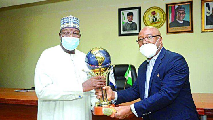 Danbatta bags new Award of Honour