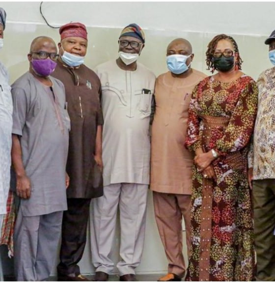 2023 Presidency: South West Speakers storm Ibadan, rally support for Tinubu