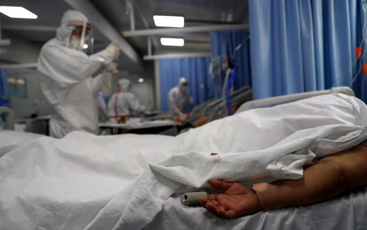 Israel's COVID-19 patients in serious condition surpass 1,000