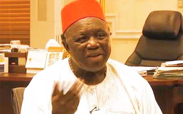 Moghalu congratulates Obiozor, new Ohaneze Ndigbo President-General