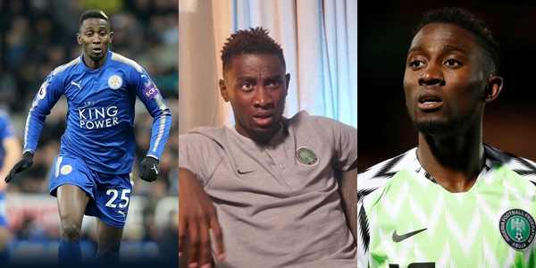 Wilfred Ndidi shares touching story of how he hawked pepper and groundnut in Lagos
