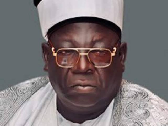 Another prominent traditional ruler is dead