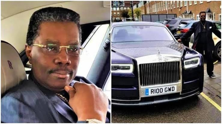 SAD...65yr-old Nigerian billionaire dies of COVID-19