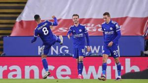 Leicester City go second in EPL after beating Southampton