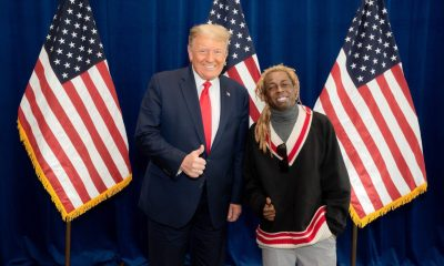 American rapper Lil Wayne grateful over Donald Trump's presidential pardon