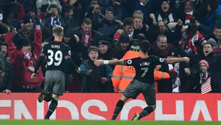 Southampton win 1-0 to prolong Liverpool's misery