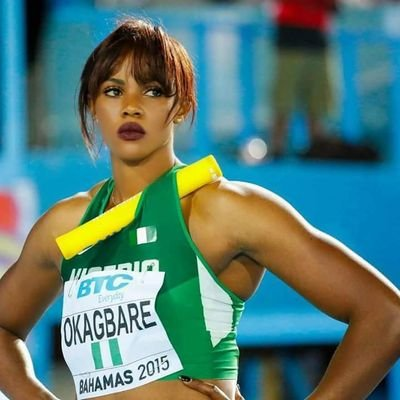 BRAEKING...Guiness Book of World Records recognises Okagbare