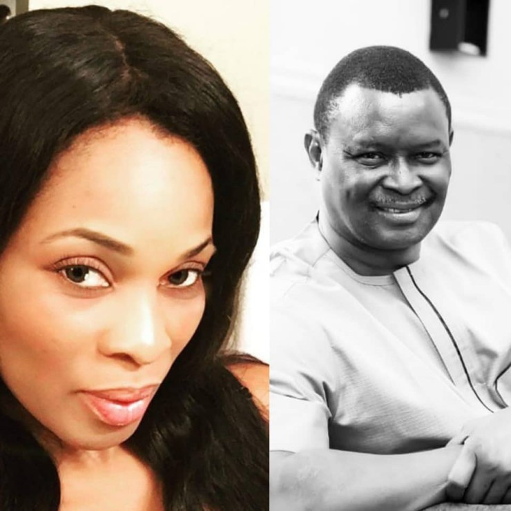"""""""It is because of such teachings that our girls and women have been reduced to kayamata""""- Georgina Onuoha tackles Mike Bamiloye over his comments on Feminism"""