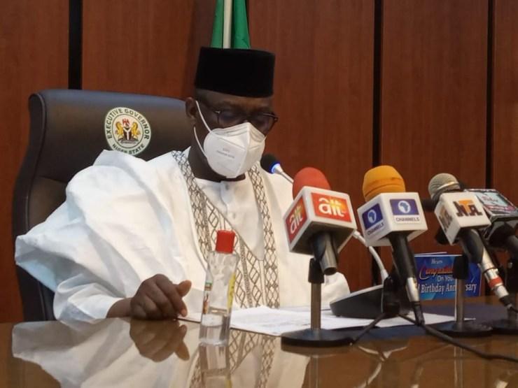 Governor Bello shuts boarding schools in four Niger LGAs
