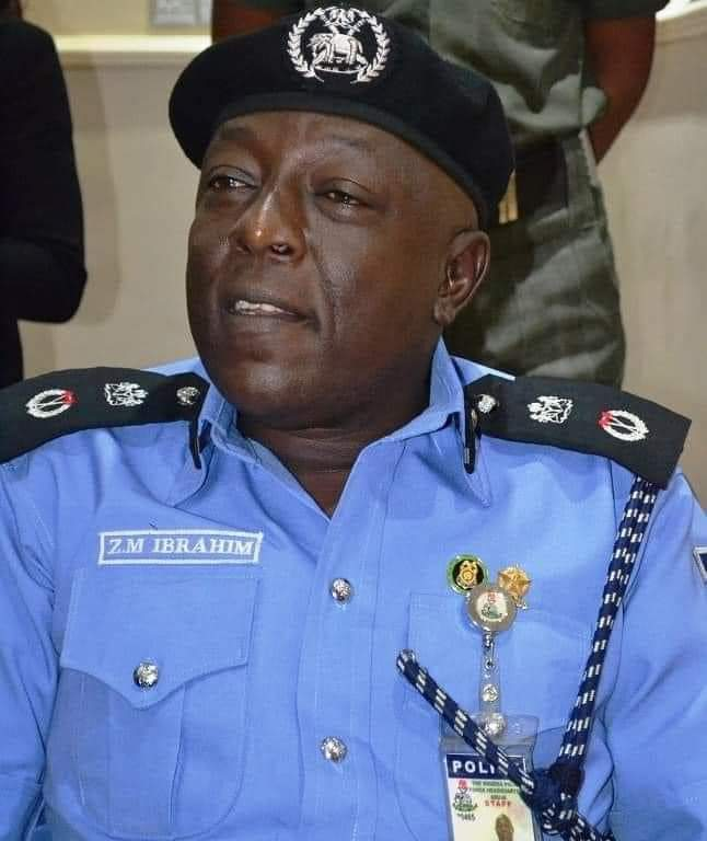 Breaking...AIG Zanna Mohammed appointed as Acting Inspector General of Police