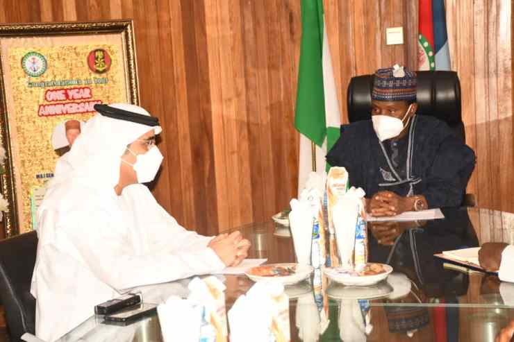 FG assures UAE of robust bilateral relationship