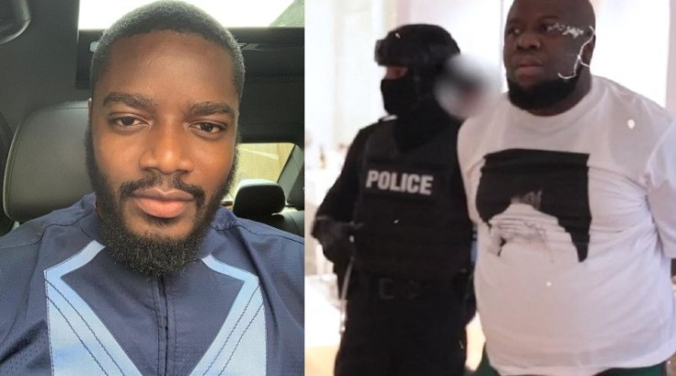 """If charges against Hushpuppi for laundering money for North Koreans stick, I'll be with grandkids before he gets out"" – BBNaija's Leo Dasilva"