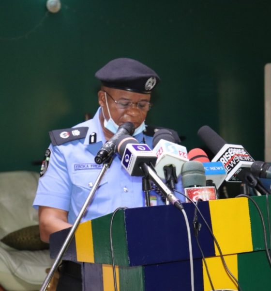 BREAKING: Rivers police disbands E-Crack unit