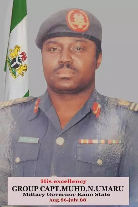 Ex-Military Gov MN Umar, Petirin, 19 others get national assignment