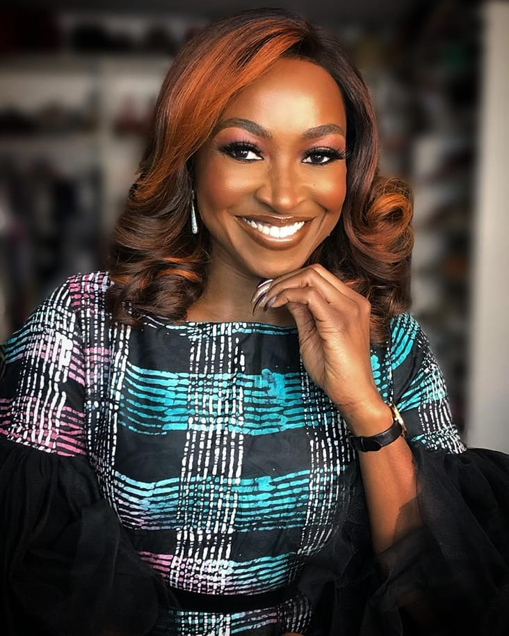 """""""If you can't give when you have N1k, you won't give when you have N1m"""" – Kate Henshaw"""