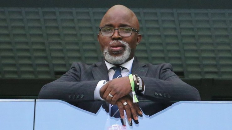 No big deal in Super Eagles travelling to Benin Republic by Boat - NFF president, Amaju Pinnick says ahead of AFCON qualifier clash