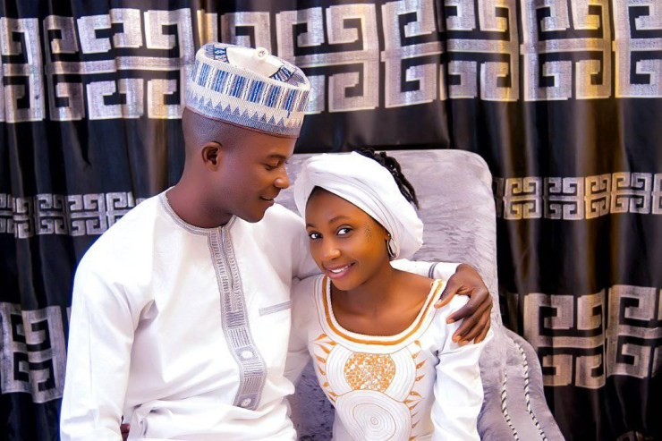 """""""I only prayed for a simple, easygoing, good character wife and God gave me Mallama"""" - Sokoto varsity student says as he sets to wed"""