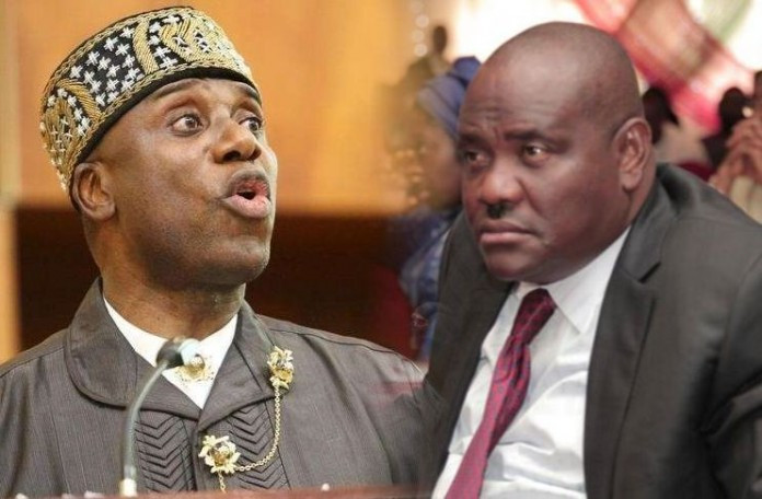 Wike was my staff, I can't bring myself low - Amaechi replies Rivers state Governor