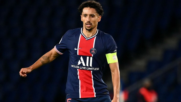 Footballer, Marquinhos' family 'held hostage' by robbers during home invasion