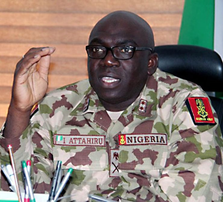 Army announces funeral arrangements for late COAS Attahiru, others