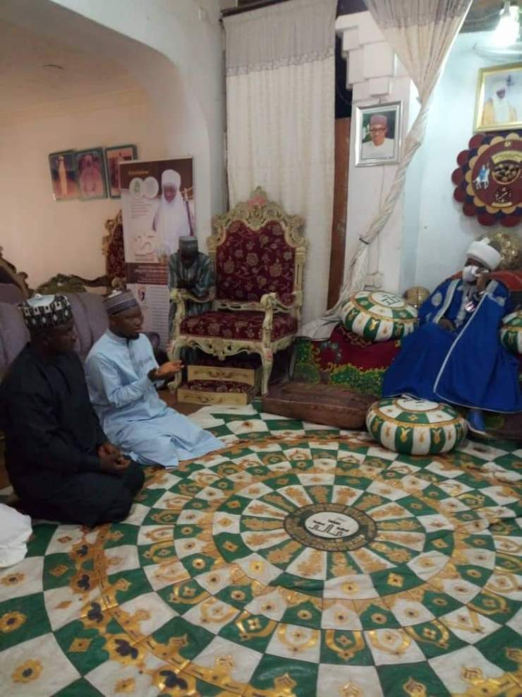 OPINION......Assessing Emir of Ilorin and his exceptional qualities