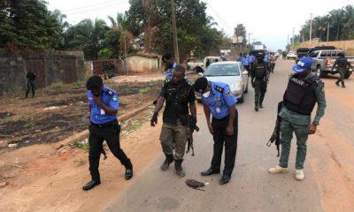 Unknown gunmen kill police personnel in Anambra
