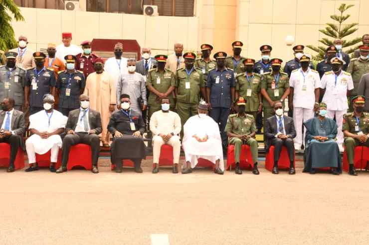 Nigerian Govt will not shy from ensuring adequate national securit-- Magashi