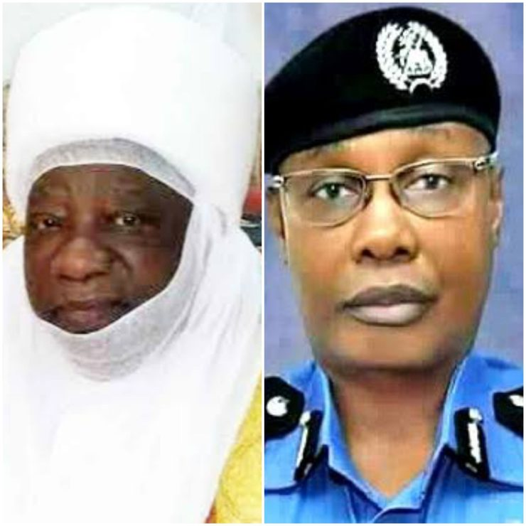 Emir of Ilorin rejoices with Usman Alkali over appointment as new IGP