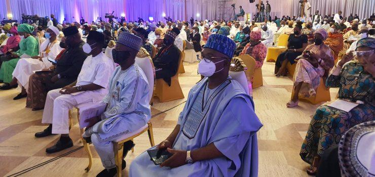 PHOTO NEWS: Faces at Aisha Buhari book launch in Abuja