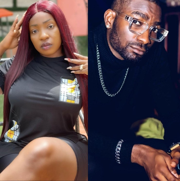 I flew Enugu to Lagos for d*** appointment-- Actress Anita Joseph talks dirty about hubby