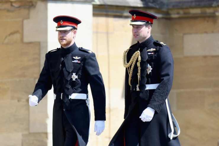 Princes William and Harry to walk behind Philip's coffin, Maghan Markle to miss funeral